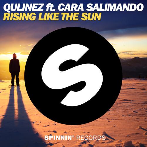 Qulinez - Rising Like The Sun (Original Mix)