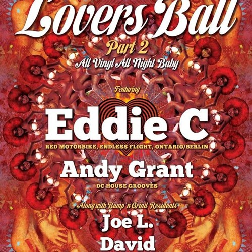 Eddie C at BumpnGrind - Lovers Ball Edition