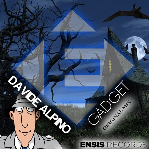 Davide Alpino - Gadget (OUT NOW) Exclusive on Beatport [ Full audio in description ]