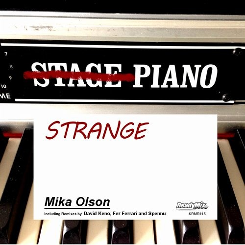 Mika Olson - Strange Piano (Fer Ferrari Remix) [Ready Mix]