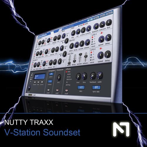 Nutty Traxx V-Station Soundset