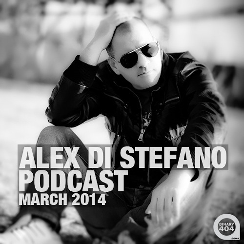 Alex Di Stefano Podcast March 2014 [FREE DOWNLOAD]