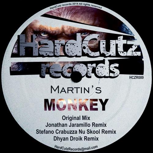 Martins - Monkey (Dhyan Droik Remix) @ HardCutz Records