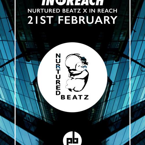 Arkaik b2b Hyroglifics , Sense MC & Codebreaker - Nurtured Beatz X In - Reach - 21.2.2K14
