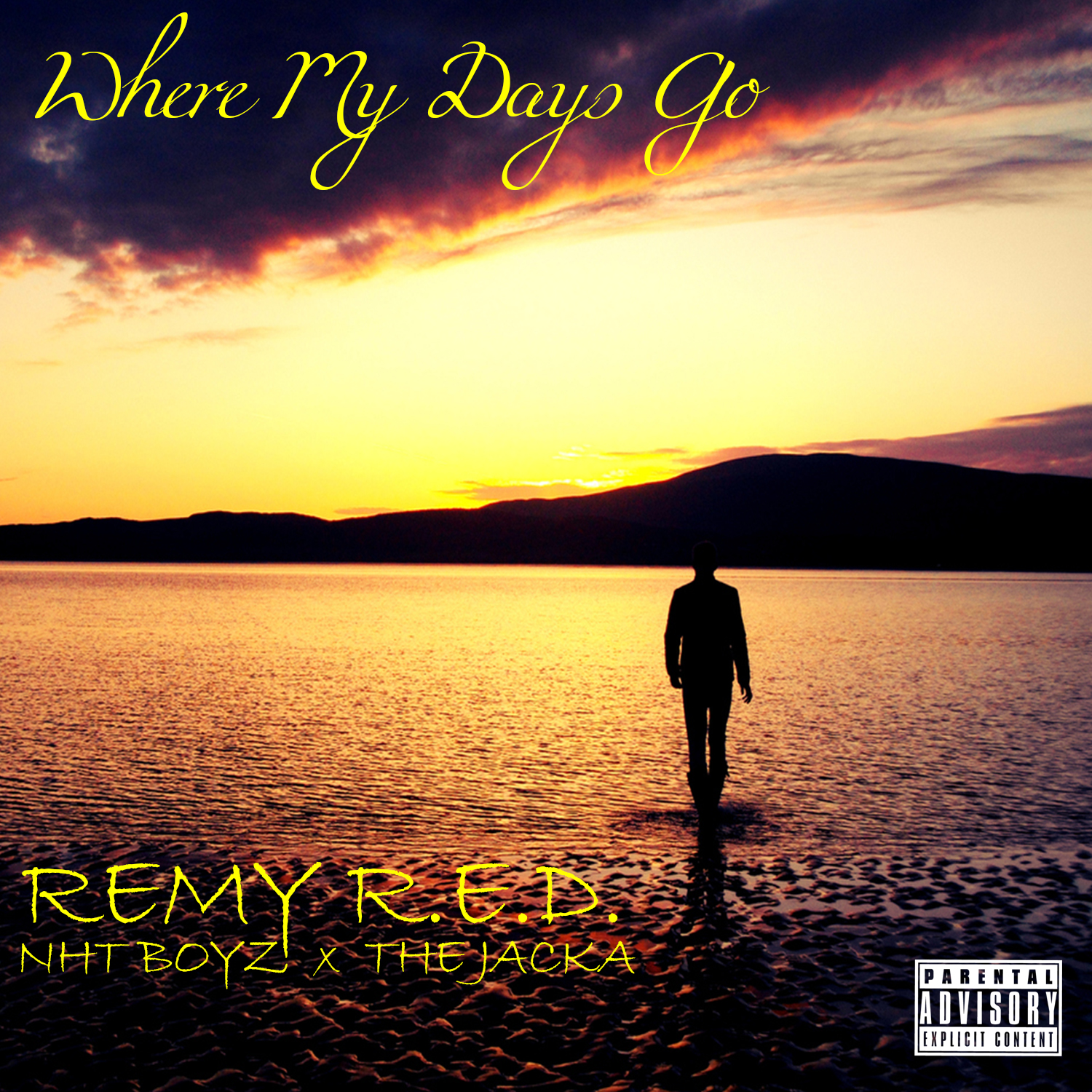 Remy R.E.D. ft. The Jacka & NhT BoyZ - Where My Days Go [Thizzler.com]