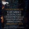 Luciano Live Cadenza Blue Parrot Bpm Festival Playa Del Carmen mp3