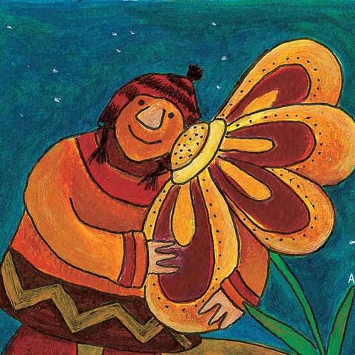 Gen kvrrvf, dueño de los vientos-CD Tierra en Flor-música ancestral para niños