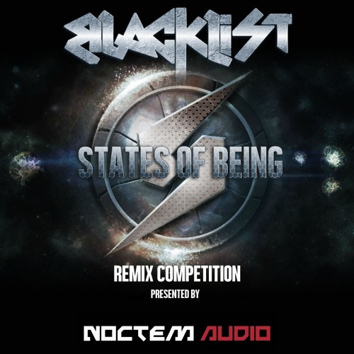 Blacklist-States Of Being (Nick MC Remix) OUT NOW!