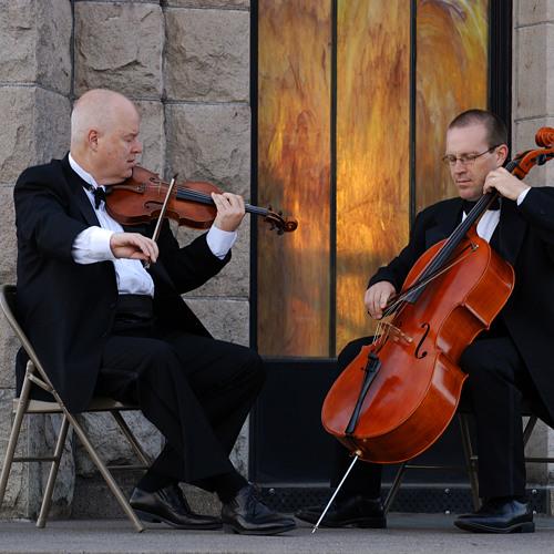 Violin, Cello, and Soprano