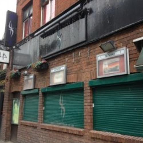 JOHN ASKEW - LIVE AT CODE RED - CLUB 414 - LONDON 1998