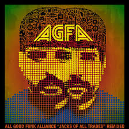 AGFA Featuring Emprasarios - In The Rain (No Siesta's Jungle Funk Instrumental )