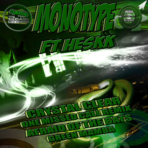 DS2BFREE - MONOTYPE FT HESKK - ONE MISSED CALL REMIX - Like the track? Click the [↻ Repost] button!