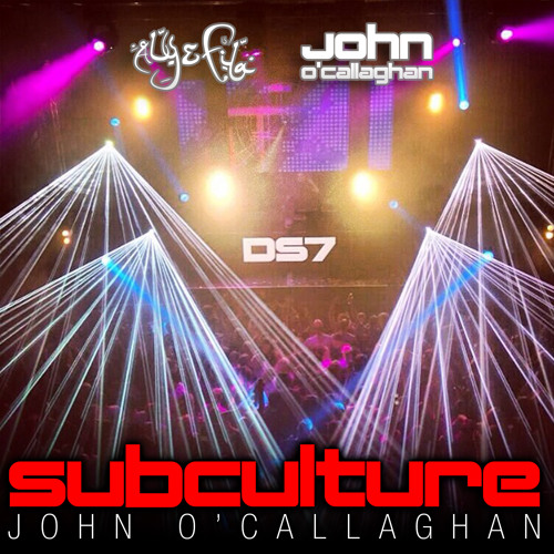Aly & Fila b2b John O'Callaghan live at DS7 - Subculture 86