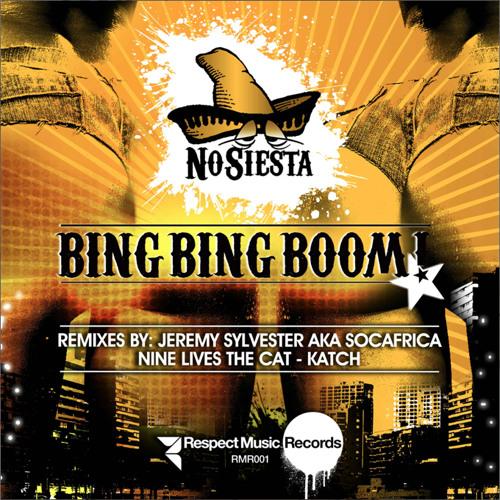 No Siesta - Bing Bing Boom! (Socafrica Dip Low Dub)