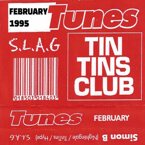 S.l.a.g & tin tins