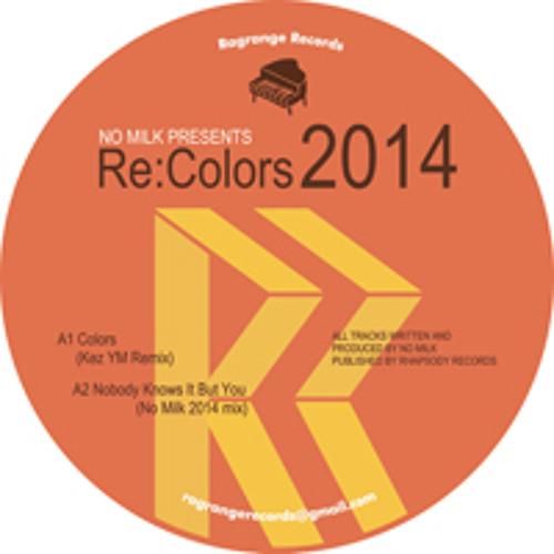 NO MILK - Colors(STEREOCiTI Remix)