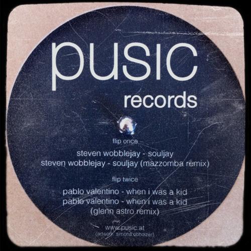 pablo valentino - when i was a kid (glenn astro remix)