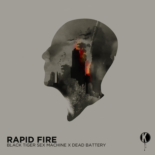 Black Tiger Sex Machine x Dead Battery - Rapid Fire | FREE DOWNLOAD