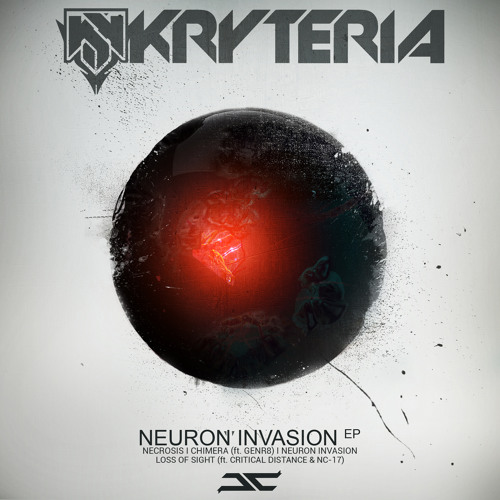 Chimera - Kryteria & GENR8 [ Neuron Invasion EP ] DCL029 OUT 4-28-14