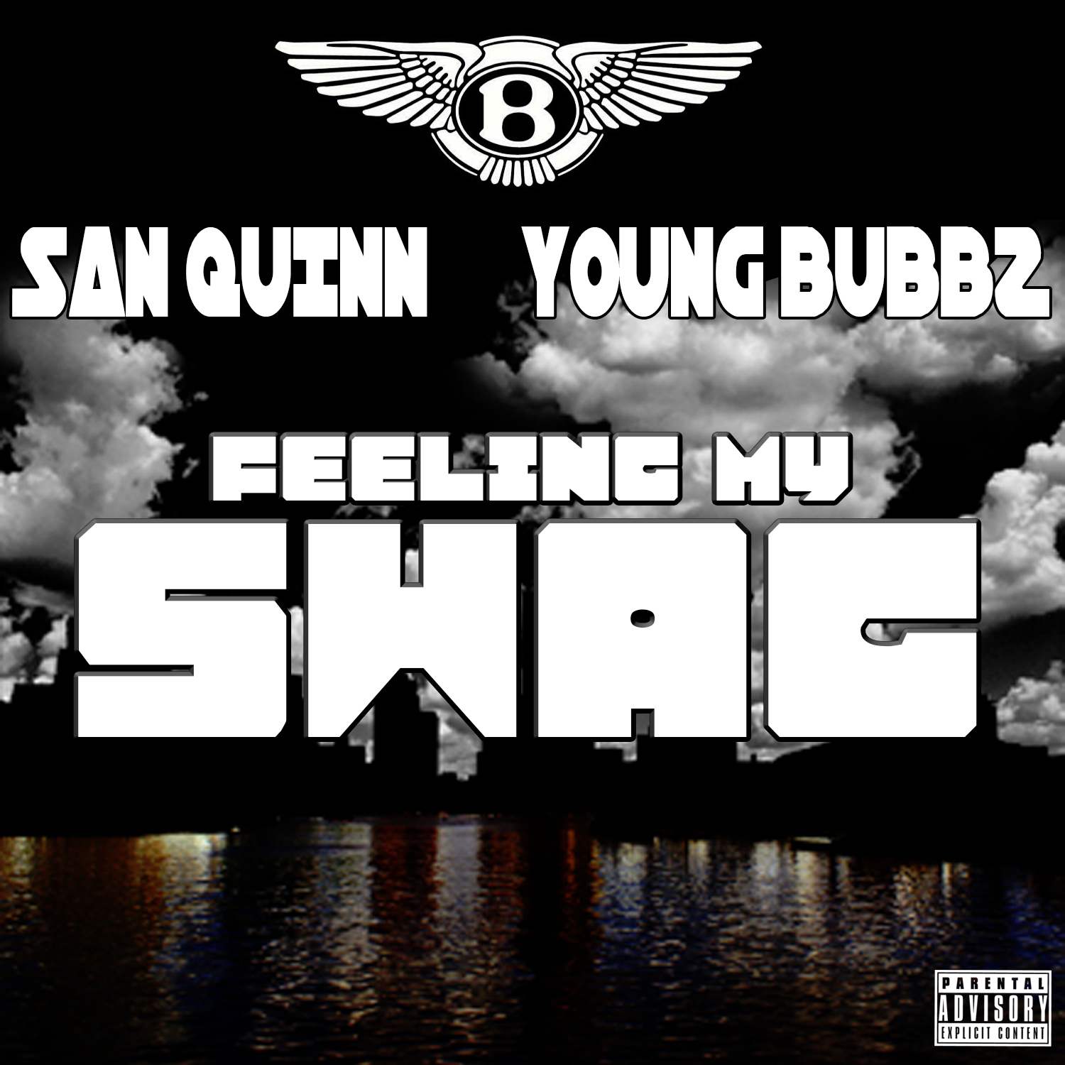 San Quinn & Young Bubbz - Feeling My Swag [Thizzler.com]