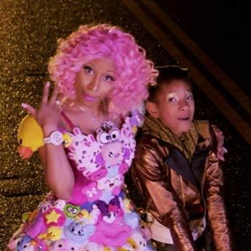 Willow Smith X Nicki Minaj - Fireball Remix - Prod by Handy y Kap'z