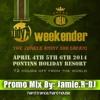 Jamie.R-DJ Presents - The 'IDEAL TIDY WEEKENDER' Promo Mix [Hard Trance/Hard House]