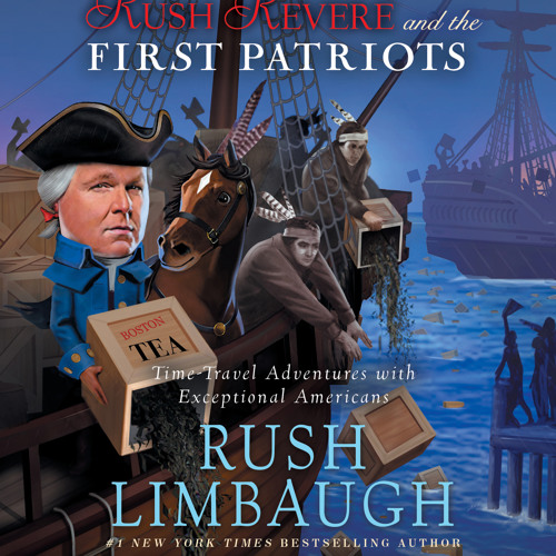 RUSH REVERE AND THE FIRST PATRIOTS Audiobook Clip 1
