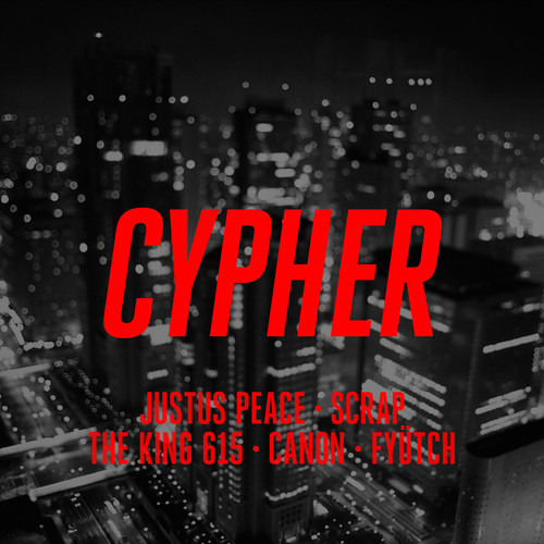 Rocketown Productions Cypher - feat. FYUTCH, Canon, The King 615, Scrap and Justus!