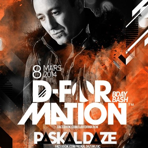 D - Formation B - Day Bash @ Circus Afterhours : Montreal, Part 1