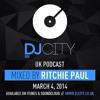 Ritchie Paul - DJ City Mix
