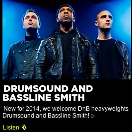 Drumsound & Bassline Smith - #WallOfSound Show on Ministry Of Sound Radio - Show ( March 2014)