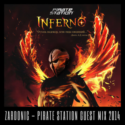 Zardonic - Pirate Station Inferno Minimix 2014
