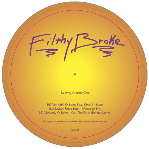 "B2) Zackey Force Funk- ""Montego Bay""/FBR001, Get 12"" In Description, Free DL 2017"