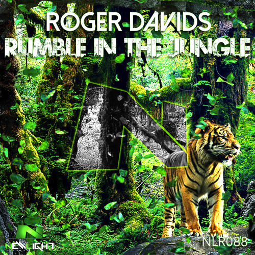 NLR088 Roger Davids - Rumble In The Jungle (Original Mix) 96 Kbps Preview - Out Now!