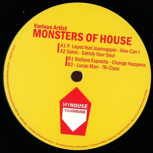[MHYH003] V.A. Monsters of House
