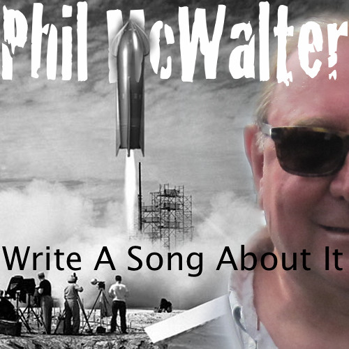 Write A Song About It - Single Released
