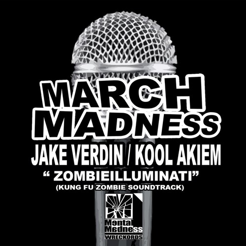 "DJ KOOL AKIEM X JAKE VIRDEN X ""Zombieilluminati"" (Kool Akiem's 'Kung-Fu Zombie Soundtrack')"