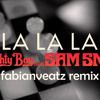 Fabianveatz ft. Naughty Boy & Sam Smith  - La la la (remix)