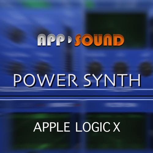 "Apple Logic X ""Power Synth"""