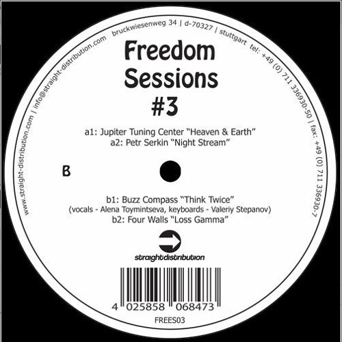 Buzz Compass - Think Twice - Freedom Sessions
