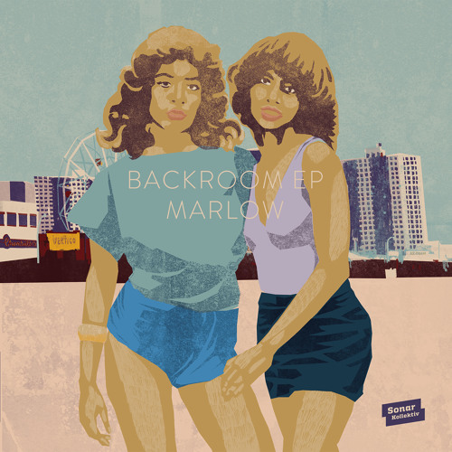 Marlow - Backroom feat. Pete Josef (12inch Extended Disco Version)