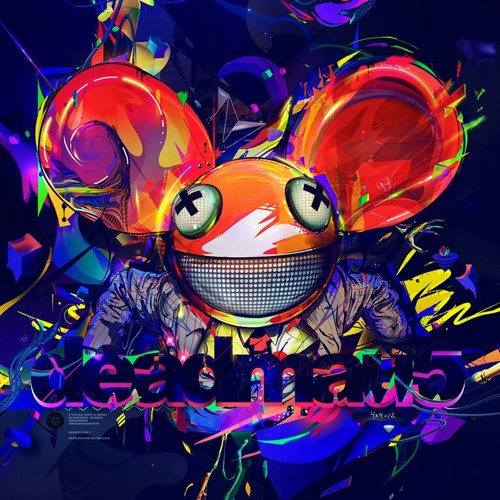 deadmau5 ft Collen D'Agostino - Somewhere up here 2014