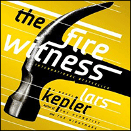 THE FIRE WITNESS By Lars  Kepler , Read By Mark Bramhall