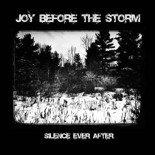JOY BEFORE THE STORM - SILENCE EVER AFTER LP AT-005