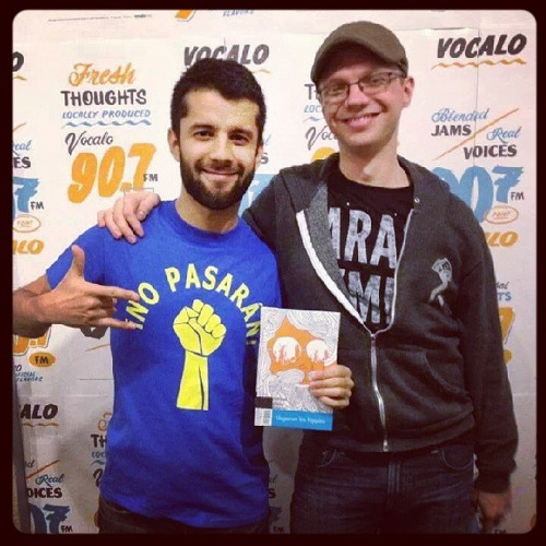 #Domingos: Interview with Daniel Parra & Kolin Jordan (7Vientos)