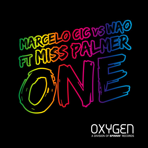 Marcelo CIC vs WAO ft. Miss Palmer - One (Available March 24)[Hardwell On Air Rip]