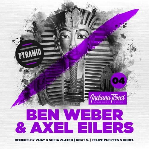 Ben Weber & Axel Eilers - Pyramid (Vijay & Sofia Zlatko Remix)SNIPPET