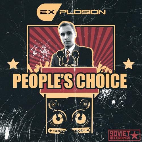 Ex-Plosion - Red October (Original 2012 Mix)