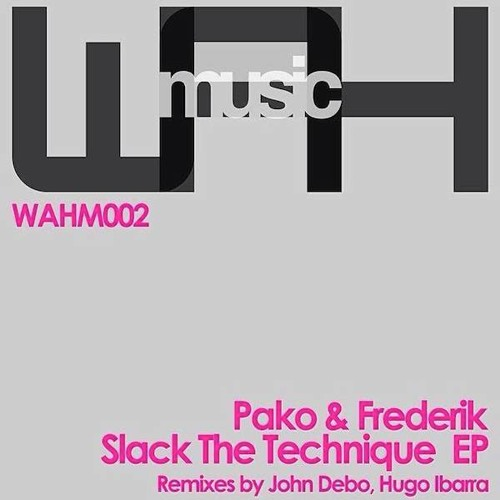 Pako & Frederik - Slack The Technique (John Debo Remix) from John Digweed's Transitions 479
