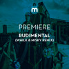 Premiere: Rudimental 'Powerless' (Whilk & Misky remix)